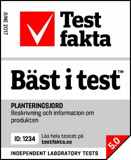 Best i test plantejord